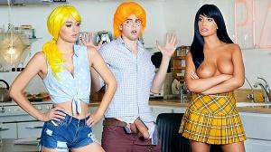 August Ames & Natalia Starr – Betty & Veronica: An Archie Comics XXX Parody