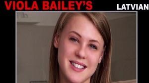 Viola Bailey – VIOLA BAILEY'S – CASTING X 150