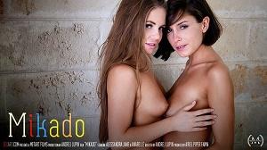 Alessandra Jane & Anabelle – Mikado
