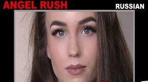 Angel Rush – Casting Hard