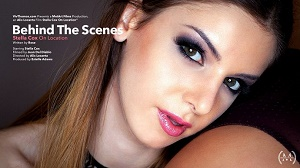 Stella Cox – Behind The Scenes: Stella Cox On Location