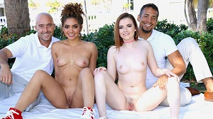 Karlie Brooks & Aayton Banks – The Dual Daughter Agreement