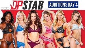 Ana Foxxx, Britney Amber, Cassidy Klein, Cherie Deville, Summer Day & Sydney Cole – DP Star 3 Audition Episode 4