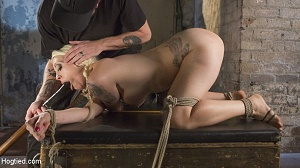 Lorelei Lee – Lorelei Lee Submits to Extreme Bondage and Grueling Torment
