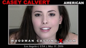 Casey Calvert – Casting