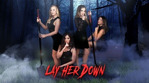 Aubrey Rose, Bailey Brooke, Carolina Sweets, Gia Paige, Mariah & Mila Marx – Lay Her Down