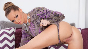 Tori Black – Passion In Purple