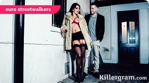 Mariska X – Euro Street Walkers
