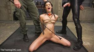 Eden Sin – Bondage Slut Eden Sin Submits to Deep Anal Discipline Training