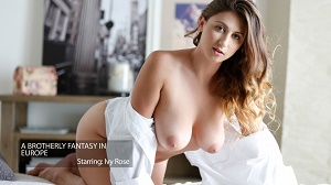 Ivy Rose – Ivy Gets Fulfilled From Her Brother
