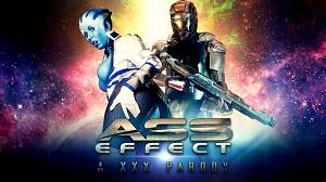 Rachel Starr – Ass Effect: A XXX Parody