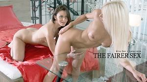 Kira Zen & Lena Love – The Fairer Sex