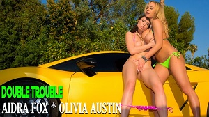 Olivia Austin & Aidra Fox – Double Trouble