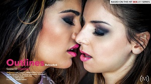Penelope Cum & Stella Cox – Outlines Reloaded Episode 3 – Dissolute
