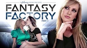 Kenna James, Alexis Fawx & Brett Rossi – Fantasy Factory 1: Parent Teacher Orientation