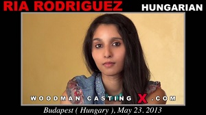Ria Rodriguez – Casting X 175 – Updated