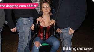 Classy Filth – The Dogging Cum Addict