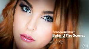 Amarna Miller – Behind The Scenes: Amarna Miller On Location