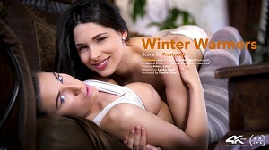 Athina & Zafira A – Winter Warmers Episode 3 – Frustrated