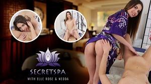 Nedda & Elle Rose – Japanese style massage