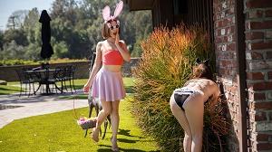 Jenna Sativa & Misty Lovelace – Easter Egg Cunt