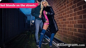 Barbie Sins – Hot Blonde On The Streets