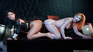 Jessa Rhodes & Katrina Jade – Power Bangers: A XXX Parody Part 2