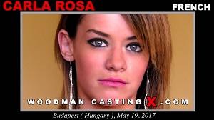 Carla Rosa – Casting X 175
