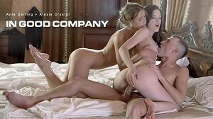 Alexis Crystal & Anie Darling – In Good Company