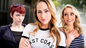 Carter Cruise & Mia Malkova – The Bully