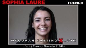 Sophia Laure – Casting