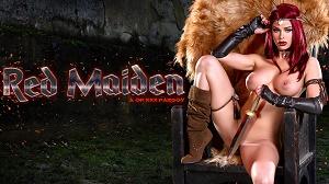 Jessa Rhodes – Red Maiden: a DP XXX Parody