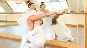 Adela – Sexy Flexy Ballerina Teens