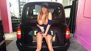Stacey Saran – Long Legs Tattoos and Great Tits