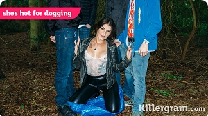 Adreena Winters – She's Hot For Dogging