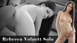 Rebecca Volpetti – Hard orgasm after hard workout