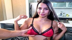 Catalina Diaz – Stretching A MILF