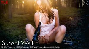 Maria Z – Sunset Walk 2