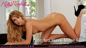 Zoey Taylor – Blondes Have More Fun