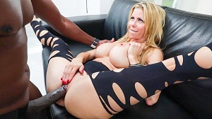 Alexis Fawx – Busty MILF Fawx 11 Interracial Inches
