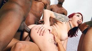 Amber Ivy – Blacks On Blondes