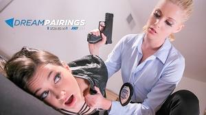 Charlotte Stokely, Riley Reid & Georgia Jones – Dream Pairings: The Stalker