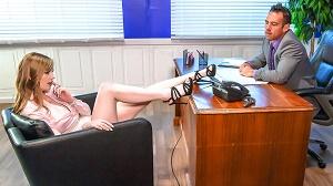 Bridgette B & Dolly Leigh – Office Slut