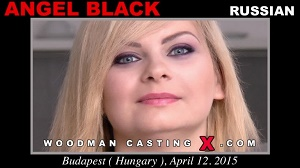 Angel Black – Casting X 141