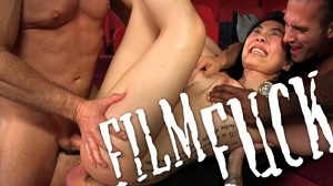 Nari Park – FILM FUCK: Nari Park Cums Repeatedly As She's Slammed In Every Hole