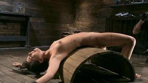 Gina Valentina – Petite Submissive Slut Gina Valentina Gets Punished in Brutal Bondage!