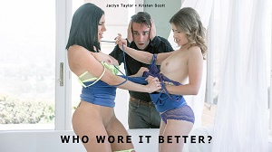 Jaclyn Taylor & Kristen Scott – Who Wore It Better?