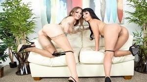 Marica Hase & Natasha Starr – Two Exotic Lesbian Babes LIVE