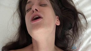 Gia Paige – Her feet got a coat of cum