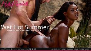 Ana Foxxx – Wet Hot Summer